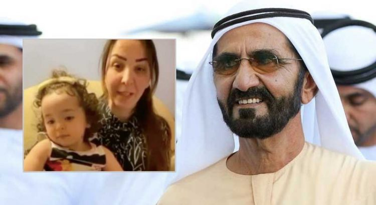Sheikh Mohammed pays baby's Dh8 million treatment