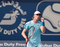 Denis Shapovalov advances to Dubai tennis quarterfinals