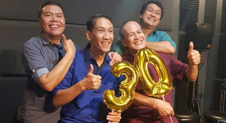 Sakdap marks 30 years of music with virtual concert