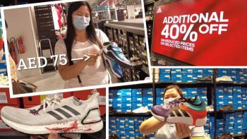 Adidas outlet sale in Dubai: Finding Dh75 shoes, items at 40% discount