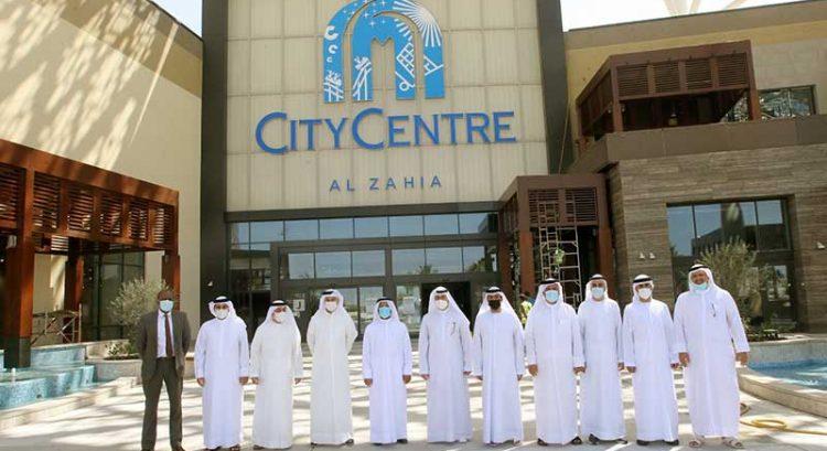Sharjah's newest mall City Centre Al Zahia opens