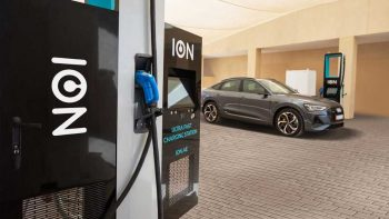 Soon, you can charge your electric cars in less than 15 minutes in Abu Dhabi