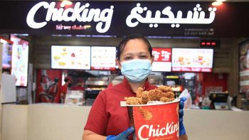 Chicking launches Easter treat for Dh15