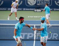 Cabal, Farah win doubles final at Dubai Duty Free Tennis Championships