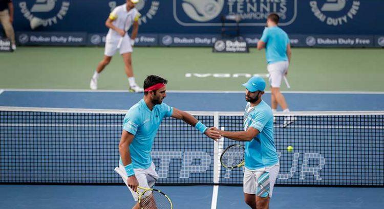 Cabal, Farah win doubles final at Dubai Duty Free Tennis Championships