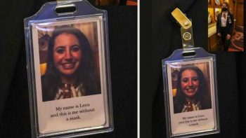 This is me without a mask: Hoteliers in Jordan flaunt fun new ID