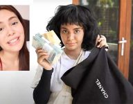 Ivana Alawi becomes a beggar for a day to find, reward helpful Filipinos