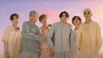 BTS surpasses 1 billion views for Dynamite music video