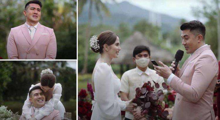 Luis Manzano, Jessy Mendiola get married