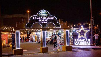 Ramadan night market opens in Dragon Mart