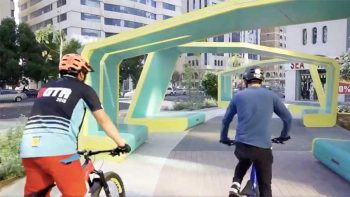 More than 100 public areas in Abu Dhabi get a facelift