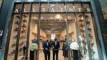 ALLSAINTS opens at The Dubai Mall