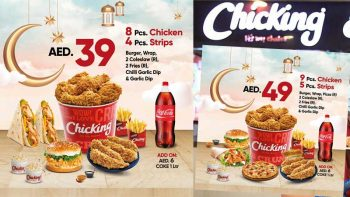 Iftar: Chicking big meal deal for only Dh39