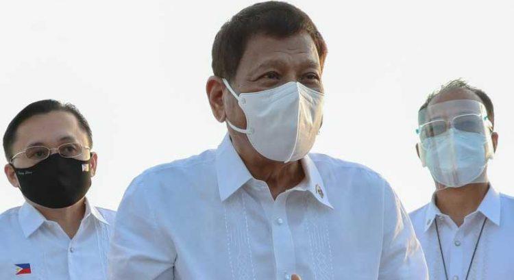 Duterte's message to Filipinos on Easter Sunday