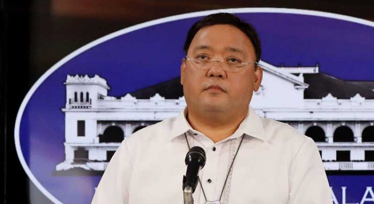 Covid-hit Harry Roque slams question on special hospital treatment