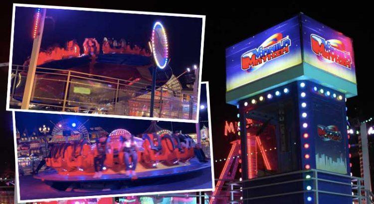 Global Village carnival ride gets Filipino name