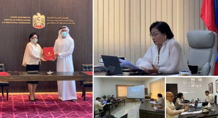 Philippines, UAE sign agreement on consular cooperation