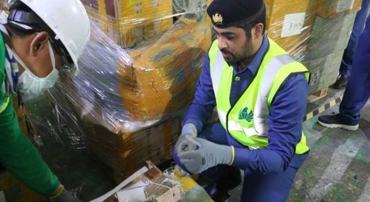 UAE cleared off US watchlist on sale of fake goods