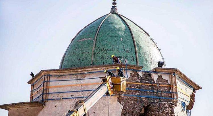 UAE to finance rebuild of Great Mosque, churches in Iraq