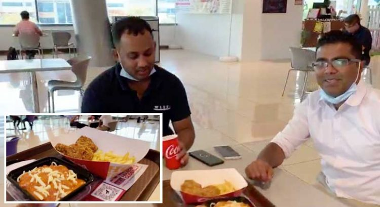 Dh13 lunch deals at Chicking stun UAE diners