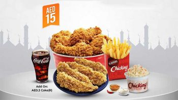 12 items for Dh15: Chicking's unbeatable Sunday treat