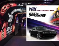 Win Dodge Challenger with Fast & Furious 9 at Dubai Reel Cinemas