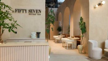 No. FiftySeven Boutique Café opens first location in Dubai