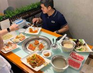 Review: Unlimited hotpot and Korean barbecue in Dubai