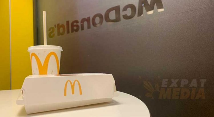 BTS creates new meal for McDonalds in UAE