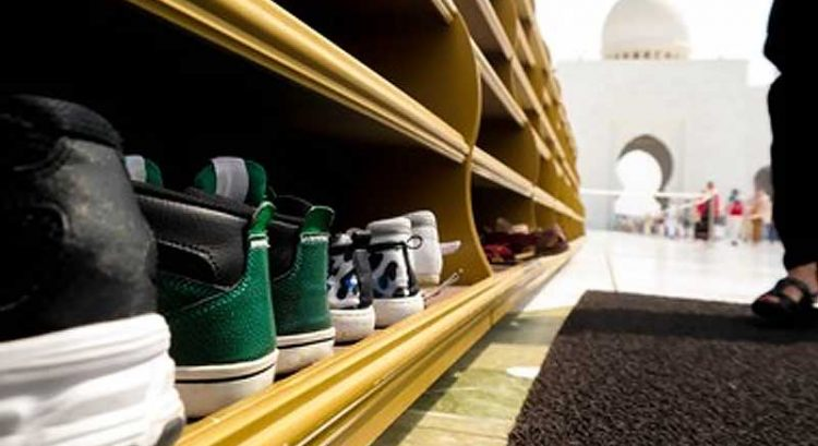 Shoe thefts at Sharjah mosques drop