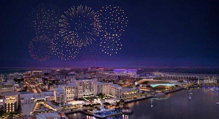 Yas Island fireworks to light up Eid Al Fitr