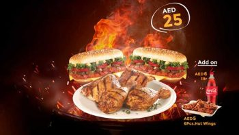 Chicking launches Dh25 Wednesday deal