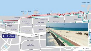 New 16km bicycle track to be constructed along Jumeirah Beach