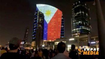 Philippine flag to take over Dubai Festival City Mall show