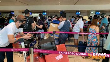 How to register for Filipino repatriation flight from UAE