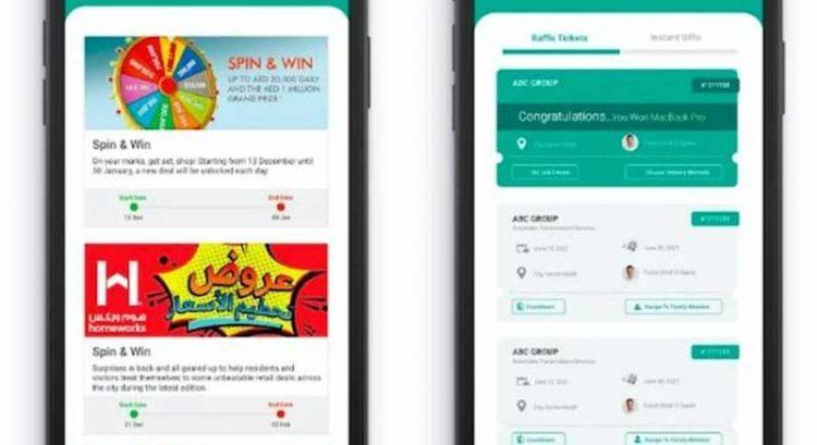 Dubai launches Dubai Raffles app for raffle draws, prizes