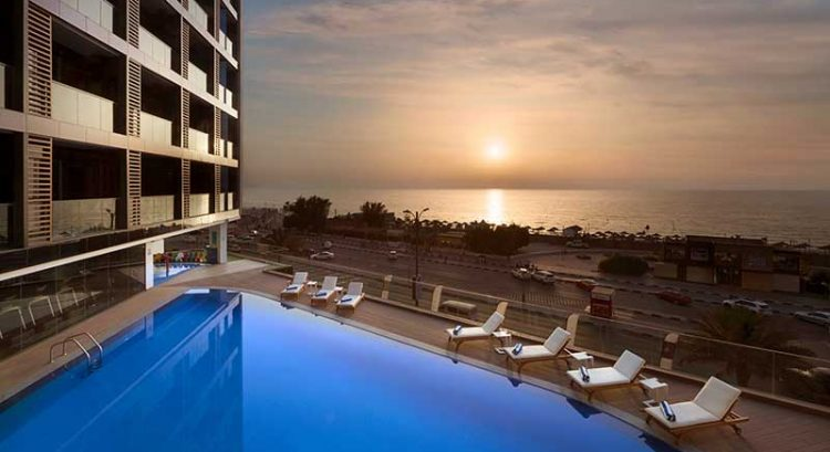 Stay for 2 nights, pay for 1 at Wyndham Garden Ajman Corniche