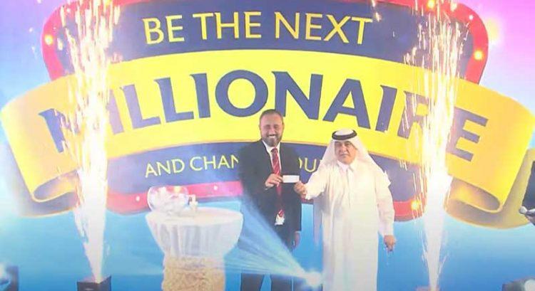 Emirati who sent Dh300 wins Dh1 million in Al Ansari Exchange draw