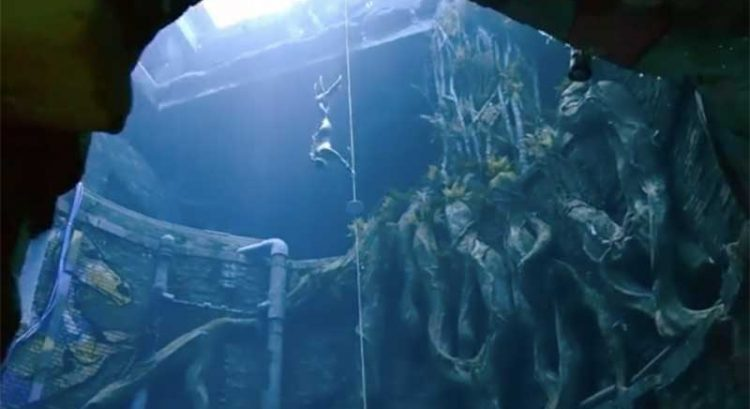 Watch: World's deepest pool is newest Dubai attraction