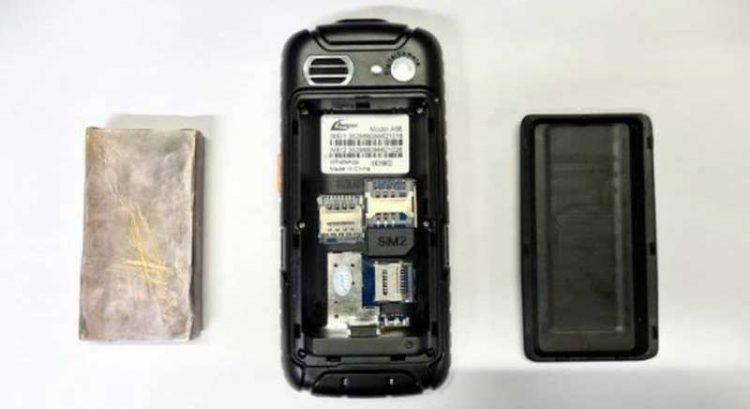 Passenger from Dubai arrested for smuggling gold inside mobile phone