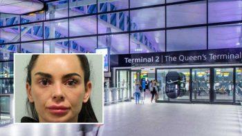 British woman jailed for smuggling $2.6m to Dubai