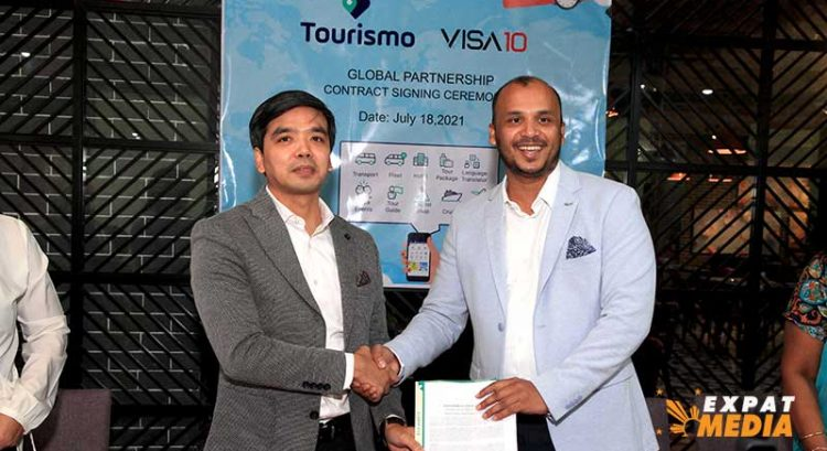 Philippine-made Tourismo inks deal with Visa 10 in Dubai