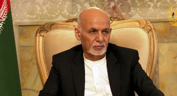 Afghanistan President Ashraf Ghani, family flee to UAE