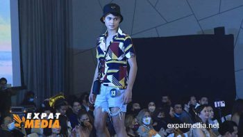 In pictures: Man of the Philippines UAE 2021 summer wear by Dexter Mangalindan