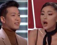 2 million views: Filipino nurse Vaughn Mugol wows Ariana Grande at The Voice audition