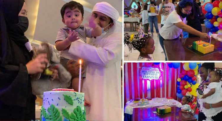 UAE 'birthday fairies' give free parties for less privileged kids