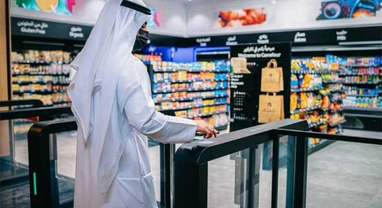 No need for cash to shop at Dubai's first AI-powered Carrefour