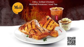 Chicking launches Dh16 grilled chicken meal