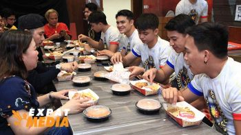 Man of the Philippines-UAE hunks visit Chicking in Dubai