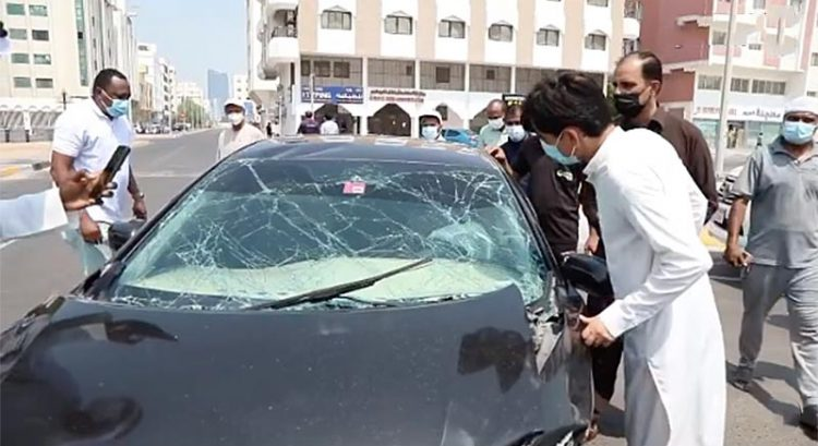 Dh150,000 fine for posting road accident videos in UAE